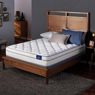 Serta Perfect Sleeper Birchcrest Eurotop Twin-size Mattress Set