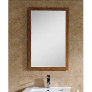 Fine Fixtures Manchester 20-inch Mirror (2 options available)