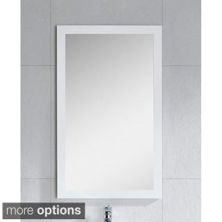 Fashion Collection High Gloss 24-inch Wall Mirror