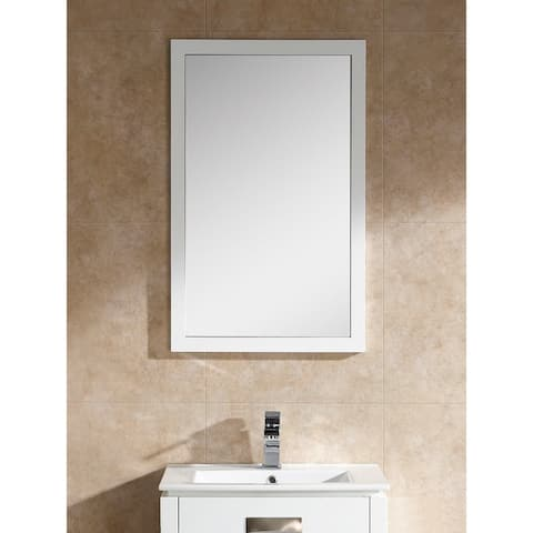 Fine Fixtures Ironwood 24 -Inch Mirror