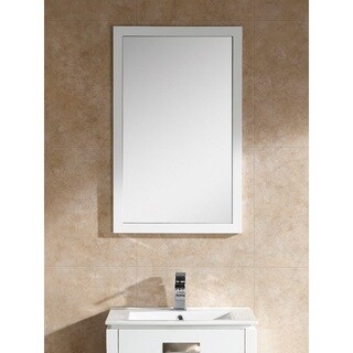 Fine Fixtures Ironwood 24 -Inch Mirror