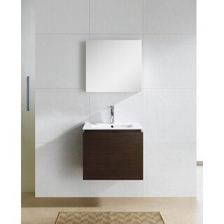 Fine Fixtures Lexington 24-inch White Mirror