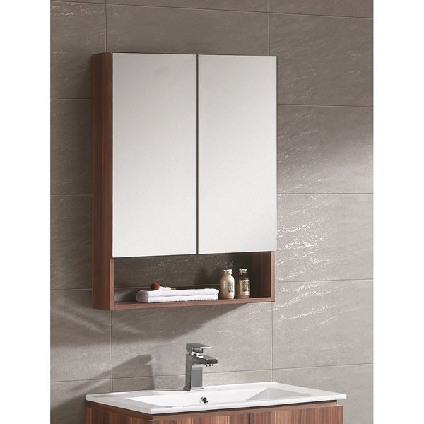 Fine Fixtures Greenpoint 24 Inch Mirror Free Shipping