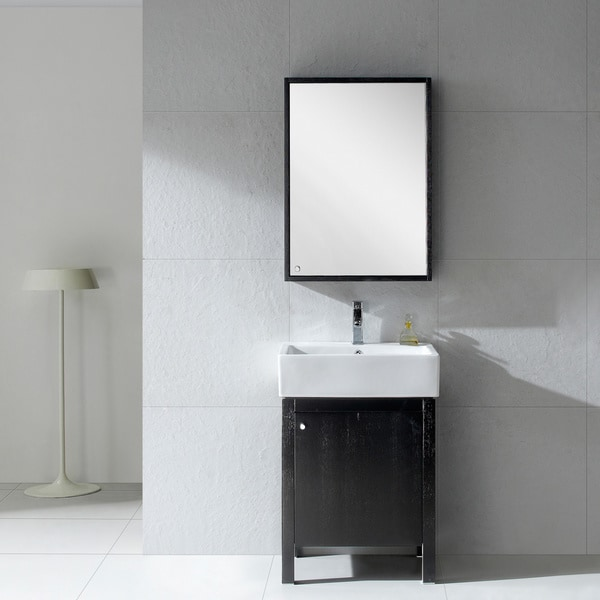 Shop Fine Fixtures Imperial 24 Inch Vanity With Vitreous