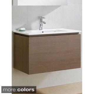 Fine Fixtures Lexington 32 -Inch Vanity with Vitreous China Sink Top (3 options available)
