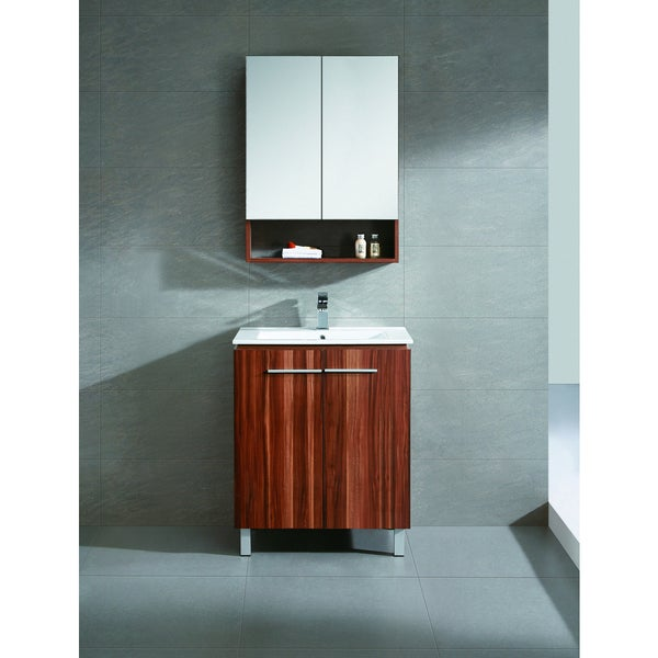 Fine Fixtures Greenpoint 30 Inch Vanity With Vitreous China Sink Top