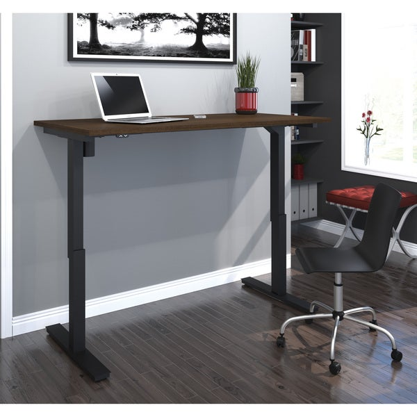 Bestar 30 x 60 Electric Height-adjustable Desk. Opens flyout.