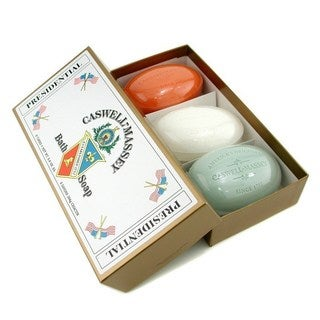 Caswell-Massey Presidential Soap Collection