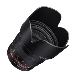 Rokinon 50mm F1.4 Lens for Sony E Mount Interchangeable Lens Cameras