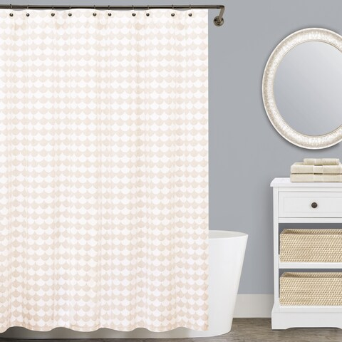 Lamont Home Finley Shower Curtain - 5 sizes available