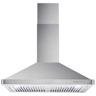 Cosmo 63190FT750 30-inch 760 CFM Ducted Wall Mount Stainless Steel Hood - STAINLESS STEEL|https://ak1.ostkcdn.com/images/products/10175188/P17302341.jpg?impolicy=medium