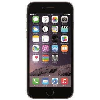 Apple iPhone 6 64GB Unlocked GSM 4G LTE Phone - Space Gray (Refurbished)