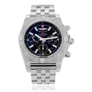 Breitling Men's 'Chronomat 44 Flying Fish' Link Watch