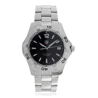 Tag Heuer Men's 'Aquaracer' Link Watch