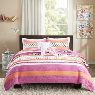 Intelligent Design Ryder 3-Piece Coverlet Set