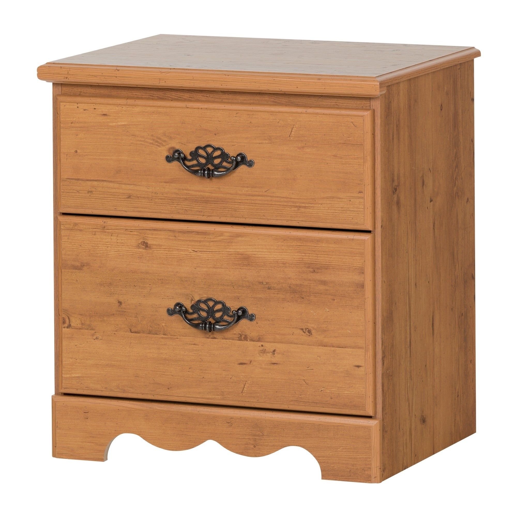 South-Shore-Prairie-2-Drawer-Nightstand-2-drawer thumbnail 8