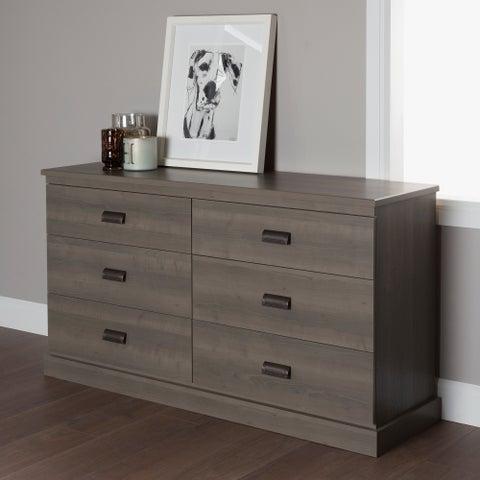 South Shore Gloria 6-Drawer Double Dresser