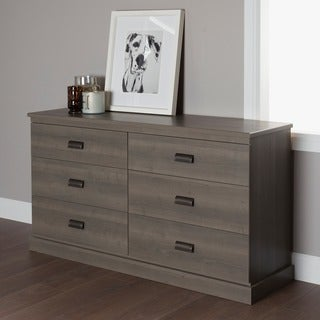 South Shore Gloria 6-Drawer Double Dresser