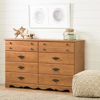 South Shore Prairie 8-Drawer Double Dresser