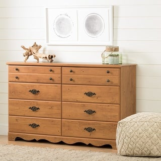 South Shore Prairie 8-Drawer Double Dresser