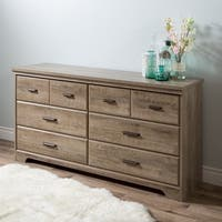 Laurel Creek Edward Traditional Wooden Dresser