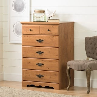 South Shore Prairie 5-drawer Chest