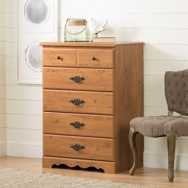 South Shore Prairie  Drawer Chest