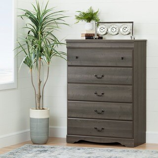 South Shore Vintage 5-drawer Chest