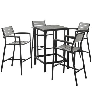 Main 5-piece Outdoor Patio Dining Set (2 options available)