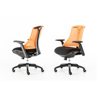 Modrest Innovation Modern Orange Office Chair