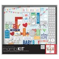 Me & My Big Ideas Boxed Album Kit 12inX12inCool Baby Boy