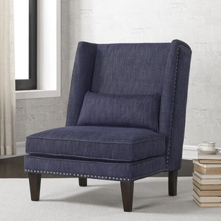 Indigo Wing Chair