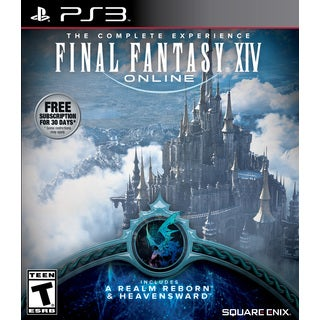 PS3 - Final Fantasy XIV Online Complete Experience
