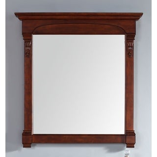 James Martin Brookfield Cherry 39.5-inch Mirror