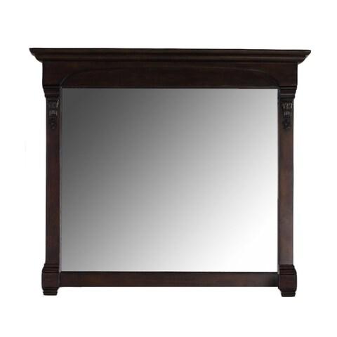 James Martin Brookfield Mahogany 47.25-inch Mirror
