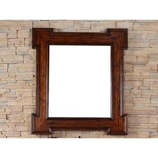 James Martin Brown 43-inch Mirror