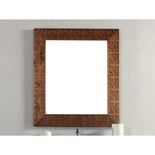 James Martin Brown 37-inch Mirror