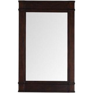 James Martin Mahogany 26-inch Mirror