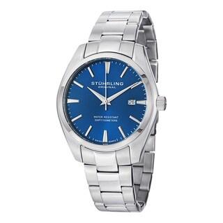 Stuhrling Original Men's Ascot Prime Swiss Quartz Stainless Steel Bracelet Watch|https://ak1.ostkcdn.com/images/products/10180326/P17306974.jpg?_ostk_perf_=percv&impolicy=medium
