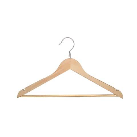 Kascade Wood Hangers (Pack of 50)