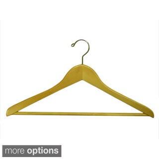 Gemini Concave Suit Hanger (50-pack)