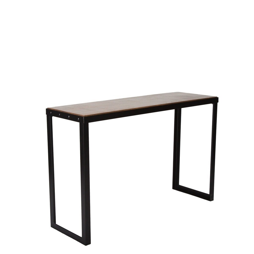 Holt Design Industrial Chic Sofa Table Belvidere Collecti...