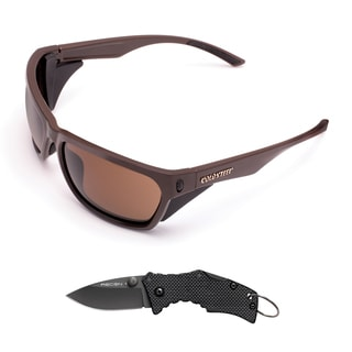 Cold Steel Mark III Dark Brown Battle Shades