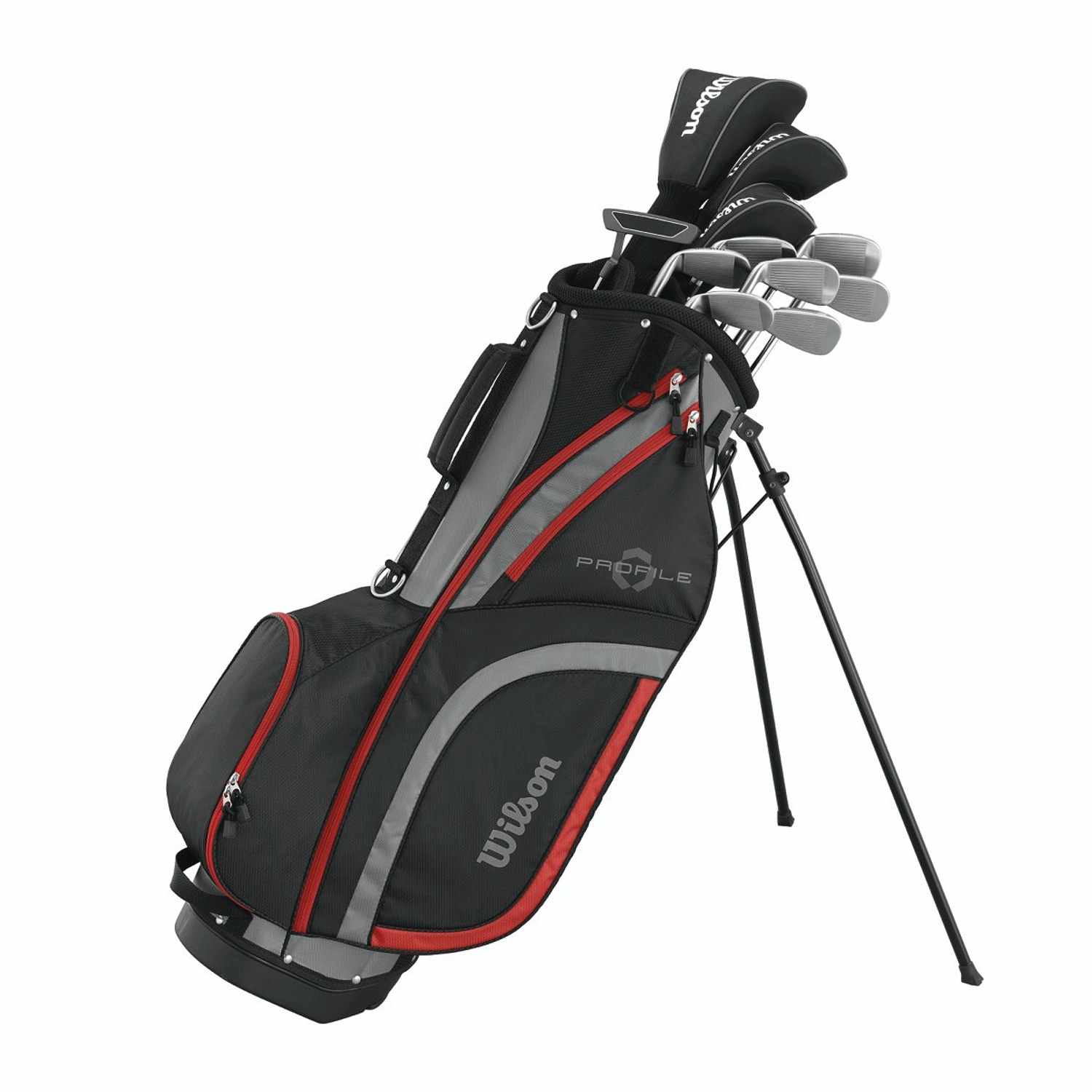 Wilson Profile XLS Men's Complete Set (Right-Handed Golf ...