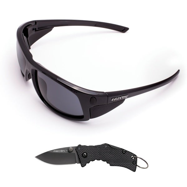 Cold Steel Mark I Gloss Black Battle Shades
