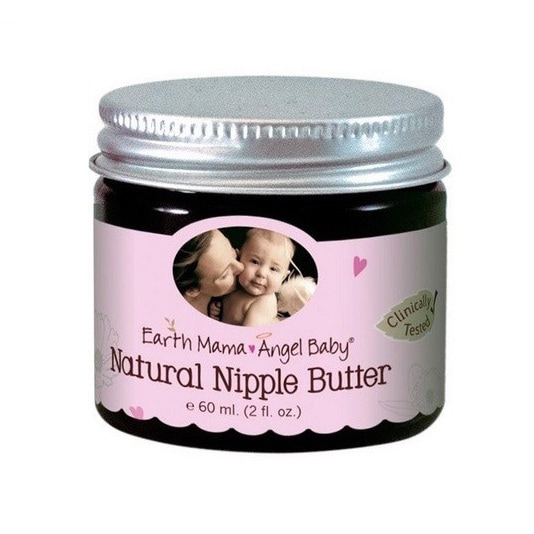 Natural Nipple Butter Earth Mama Review