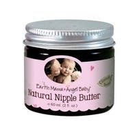 Earth Mama Angel Baby Natural 2-ounce Nipple Butter (Pack of 2)