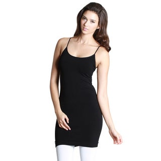 Nikibiki Women's Seamless Camisole Slip Dress