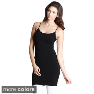 Nikibiki Women's Seamless Camisole Slip Dress (2 options available)