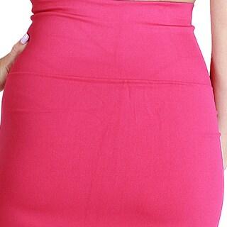 Nikibiki Women's Seamless Seamless Pencil Skirt